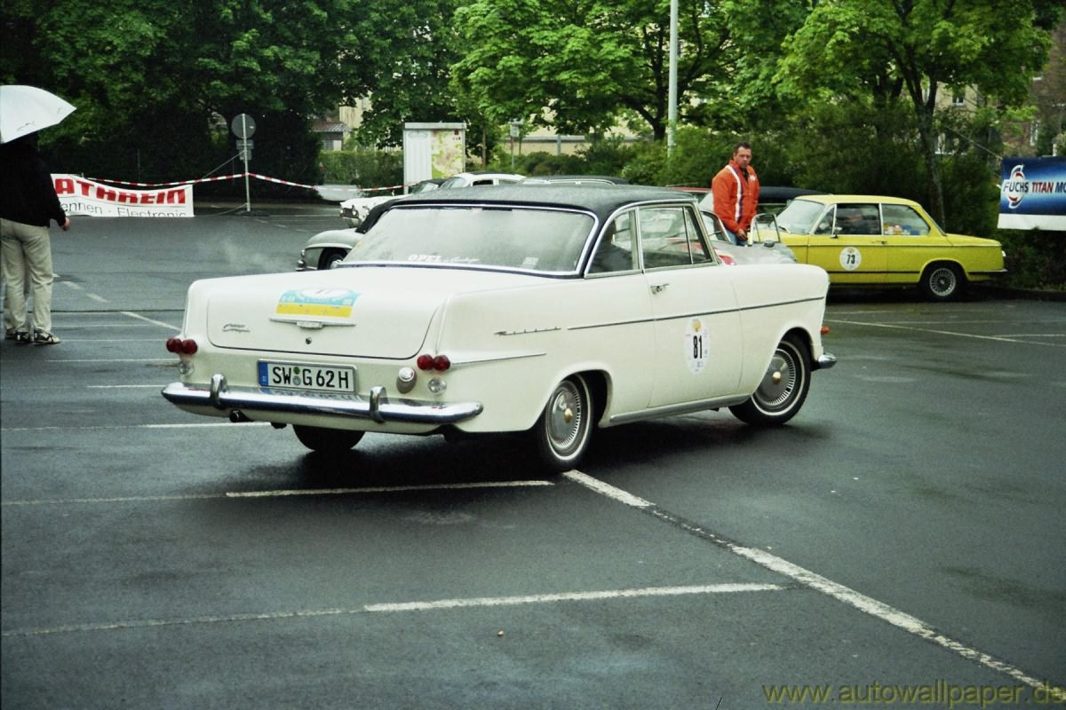 1959-63 Opel Rekord Olympia P2